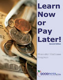 Learn Now or Pay Later Adult Guide