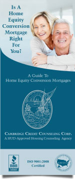 image of our home equity conversion mortgage brochure. click to download.