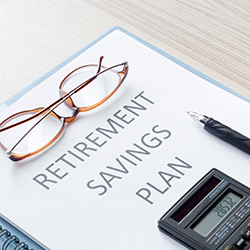 A retirement savings plan. Click for articles and videos about retirement and investing.