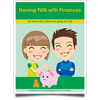 image of our childrens financial guide. click to download.