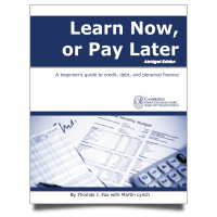 image of our adult financial literacy guide. click to download.