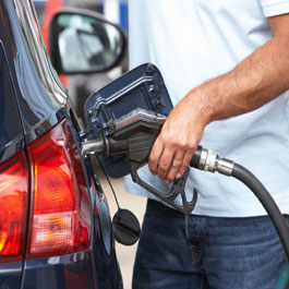 Watch our video about increasing gas pump prices.