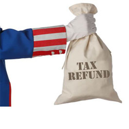 Watch our video about tax refund opportunites for parents and students.