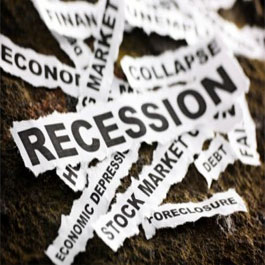 Read this article about the recession.